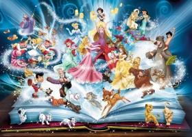 Ravensburger Puzzle Disneys magisches Märchenbuch (16318)