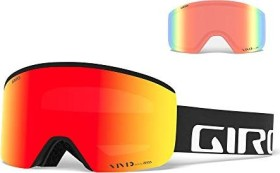 Giro Axis black wordmark/vivid ember/vivid infrared (7082513)