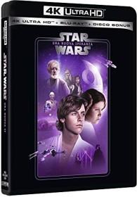 Star Wars - Episode 4: Eine neue Hoffnung (4K Ultra HD)