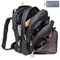 Belkin Freeport backpack (F8E365ea)