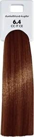Alcina colour cream hair colour 6/4 dark blonde-copper, 60ml