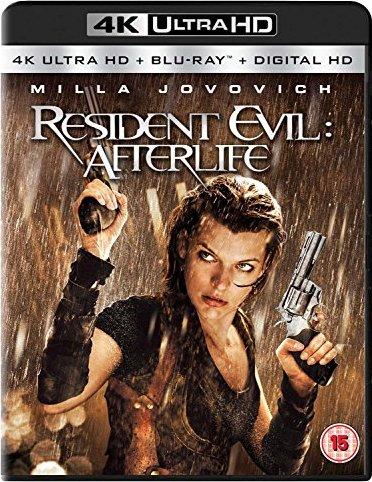 Resident Evil - Afterlife (4K Ultra HD)(UK) -- via Amazon Partnerprogramm
