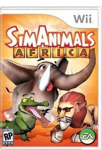 Sim Animals:Africa (englisch) (Wii)