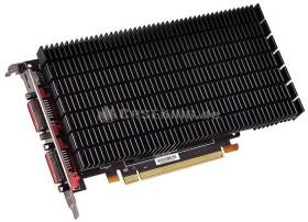 XFX Radeon HD 6570, 650MHz, 1GB DDR3, 2x DVI, Mini HDMI (HD-657X-ZNH3)