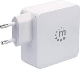 Manhattan Power Delivery USB-Ladegerät 60W weiß (180221)