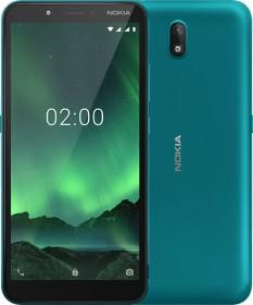 Nokia C2 Dual-SIM cyan