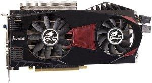 Colorful GeForce GTX 560 Ti iGame, 1GB GDDR5, 2x DVI, Mini HDMI, PCIe 2.0 (N560-105-Y01)