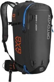 Ortovox Ascent 30 without Avabag Unit black