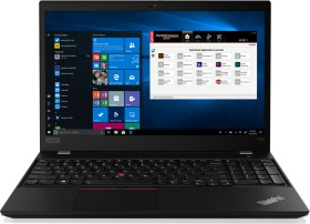 Lenovo ThinkPad P15s G1, Core i7-10610U, 16GB RAM, 512GB SSD, Fingerprint-Reader, Smartcard, beleuchtete Tastatur, IR-Kamera, Windows 10 Pro, UK (20T40008UK)