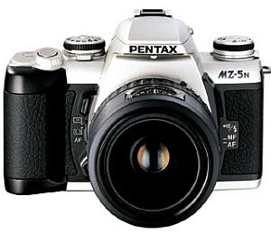 Pentax MZ-5N Data (SLR) body