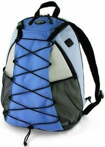 Dicota BacPac Rain backpack blue (N7048P)
