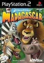 Madagascar (deutsch) (PS2)