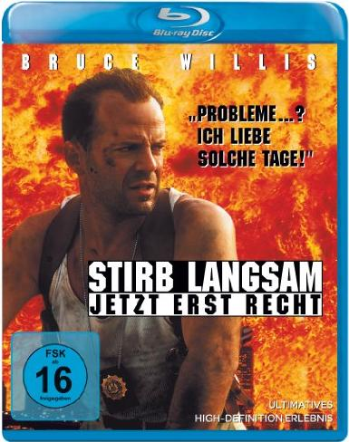 Stirb langsam 3 (Blu-ray) -- via Amazon Partnerprogramm