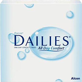 Alcon Focus Dailies, 90er-Pack -- via Amazon Partnerprogramm