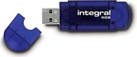 Integral Evo 4GB, USB-A 2.0 (INFD4GBEVOBL)