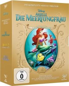 Arielle Box (Filme 1-3) (DVD)