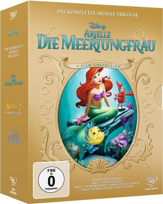 Arielle Box (Filme 1-3)