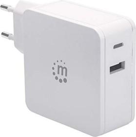 Manhattan Power Delivery USB-Ladegerät 45W weiß (180146)