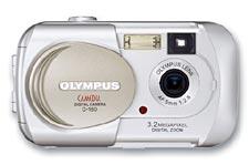 Olympus Camedia C-160 (various Bundles)