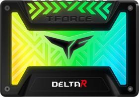 TeamGroup T-Force Delta R RGB SSD black 1TB, SATA (T253TR001T3C315)