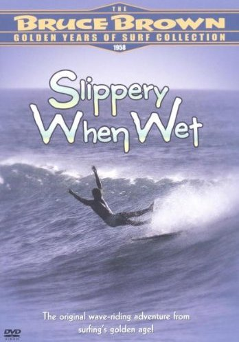 Surfen: Bruce Brown - Slippery When Wet -- via Amazon Partnerprogramm