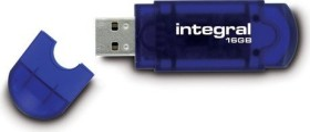 Integral Evo 16GB, USB-A 2.0 (INFD16GBEVOBL)