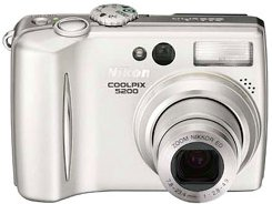 Nikon Coolpix 5200 (various bundles)