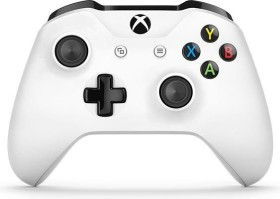 Microsoft Xbox One S Wireless Controller weiß (Xbox One/PC) (TF5-00003/TF5-00004)