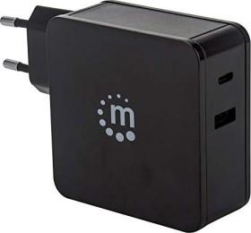 Manhattan Power Delivery USB-Ladegerät 45W schwarz (180054)