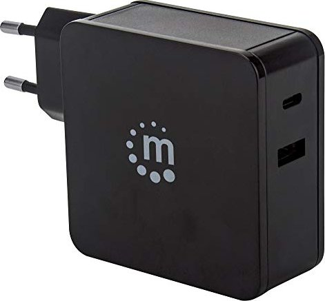 Manhattan Power Delivery USB-Ladegerät 45W schwarz (180054) -- via Amazon Partnerprogramm