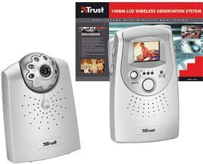 Trust 140BM LCD wireless Observation System (13816)
