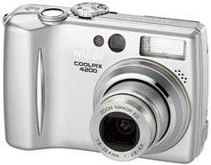 Nikon Coolpix 4200 (various Bundles)