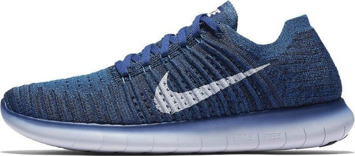 nike free rn flyknit coastal blue squadron blue military. Black Bedroom Furniture Sets. Home Design Ideas