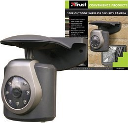 Trust 100X wireless Outdoor Security Camera (12955)