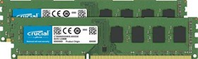 Crucial DIMM kit 4GB, DDR3L-1600, CL11 (CT2K25664BD160B)