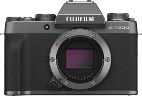 Fujifilm X-T200 dunkelsilber Body