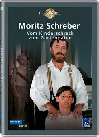 Moritz Schreber - Vom Kinderschreck zum Gartenpaten -- via Amazon Partnerprogramm