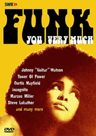 Funk You Very Much - In Concert (DVD)