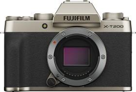 Fujifilm X-T200 gold Body