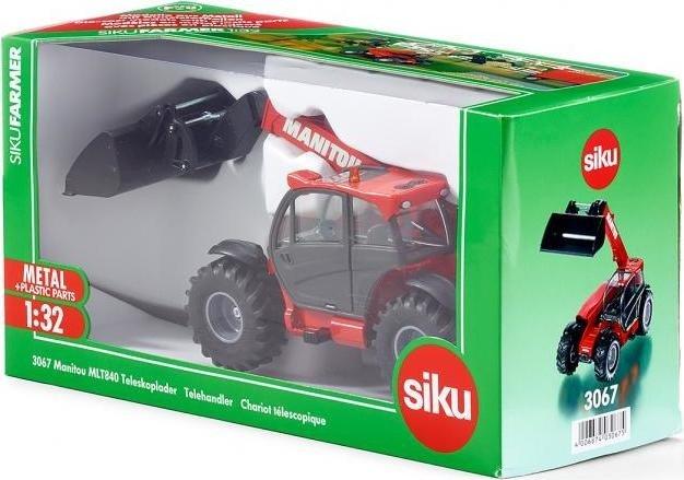 "Siku MANITOU MLT 840 TELESKOPLADER /""FARMER SERIE 1:32/""  NEU OVP 3067"