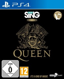 Let's Sing Queen (PS4)