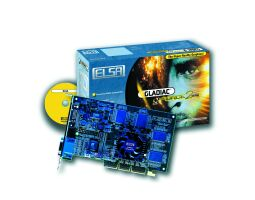 Elsa Gladiac GeForce2 GTS, 32MB DDR, AGP, retail (00950)