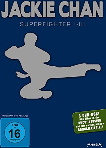 Jackie Chan - Superfighter (Special Editions) -- via Amazon Partnerprogramm