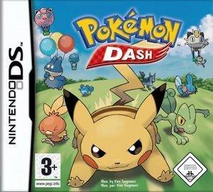 Pokemon Dash (englisch) (DS)