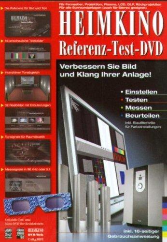 Test-DVDs -- via Amazon Partnerprogramm