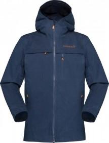 Norrøna svalbard Cotton Jacke indigo night blue (Damen) (2432-19-2295)