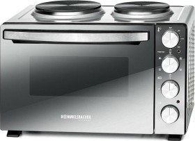 Rommelsbacher KM 3300 mini oven with hot plate