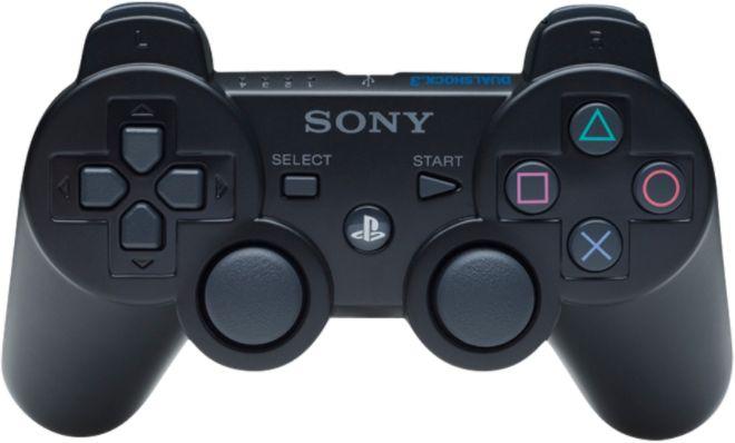 Sony DualShock 3 kontroler bezprzewodowe, czarny (PS3)