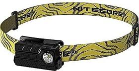 Nitecore NU20 Stirnlampe schwarz (NC.NU20-SCHWARZ)