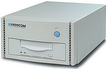Freecom Tapeware DAT-40es, DDS-4, 20/40GB, external, SCSI (13813)